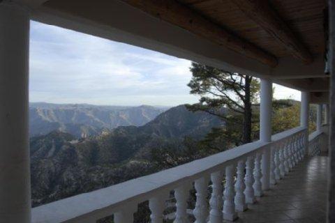 Hotel Mansión Tarahumara - View from Guestroom