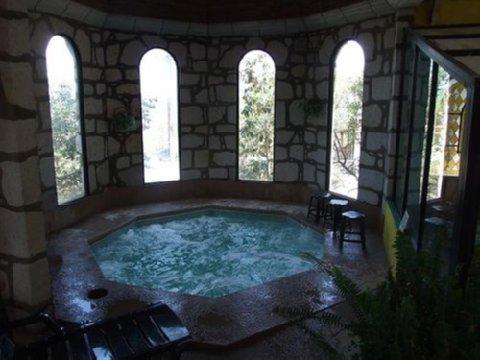Hotel Mansión Tarahumara - Jacuzzi