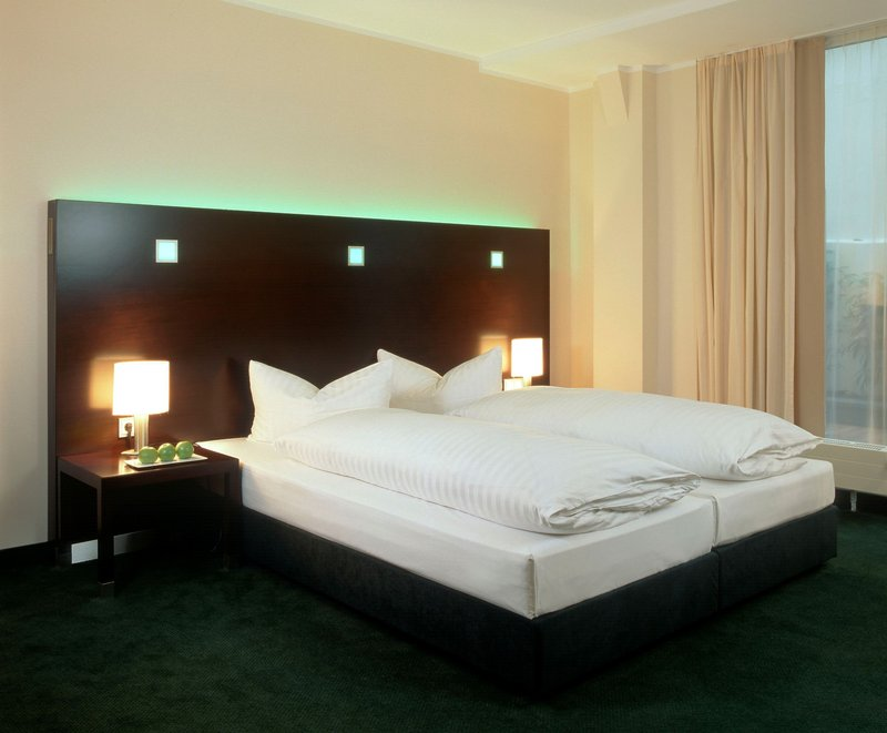 Fleming's Conference Hotel Frankfurt Widok pokoju