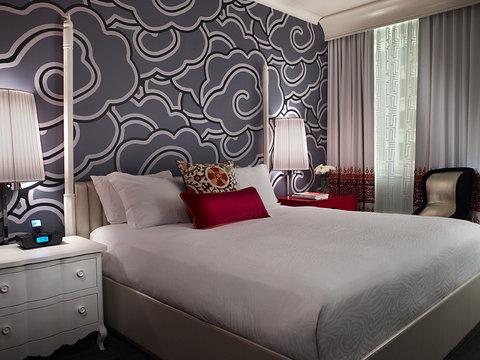 Monaco Seattle A Kimpton Hotel - Monaco King Room 1