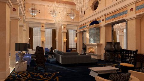 Monaco Seattle A Kimpton Hotel - Monaco Lobby