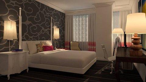 Monaco Seattle A Kimpton Hotel - Premier King Room