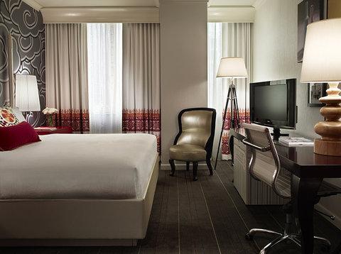 Monaco Seattle A Kimpton Hotel - Monaco Queen Room