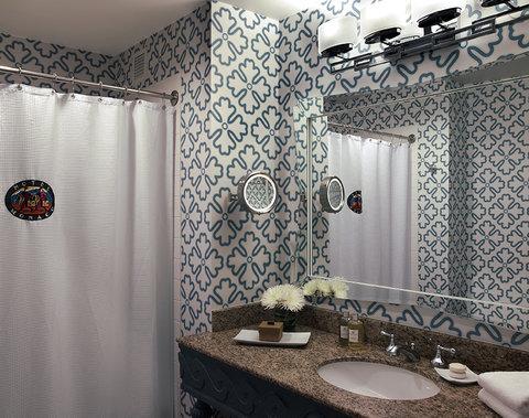 Monaco Seattle A Kimpton Hotel - Bath