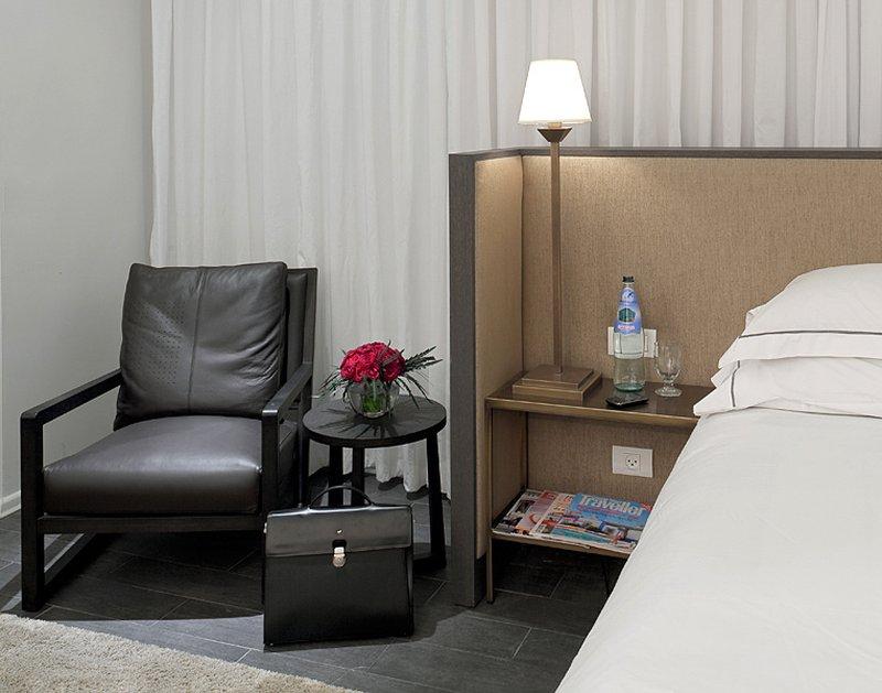 Leonardo Boutique Hotel Rehovot Vista de la habitación