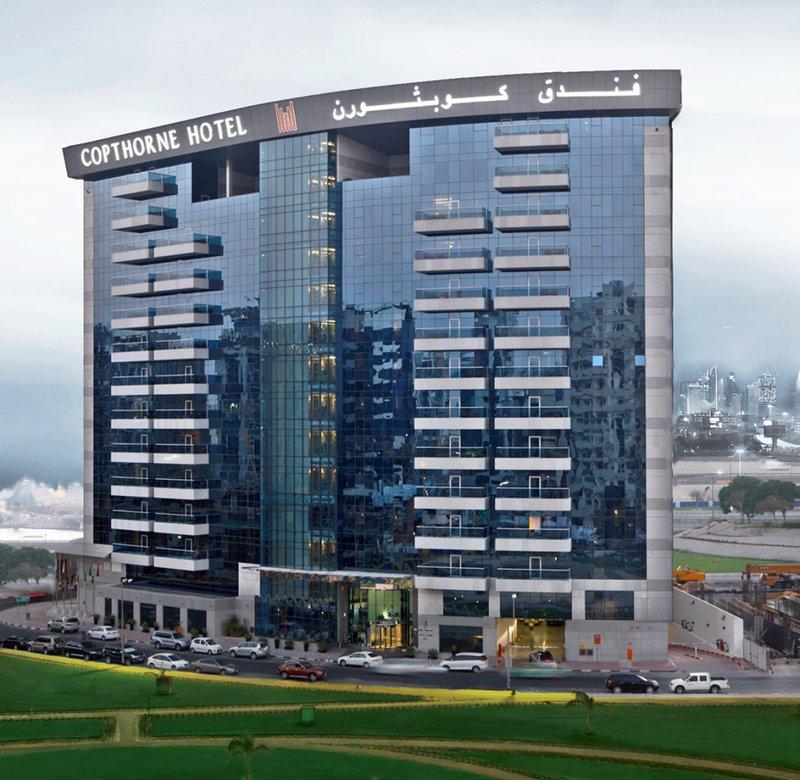 Copthorne Hotel Dubai Fasad