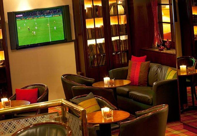 Renaissance Düsseldorf Hotel Bar/Lounge