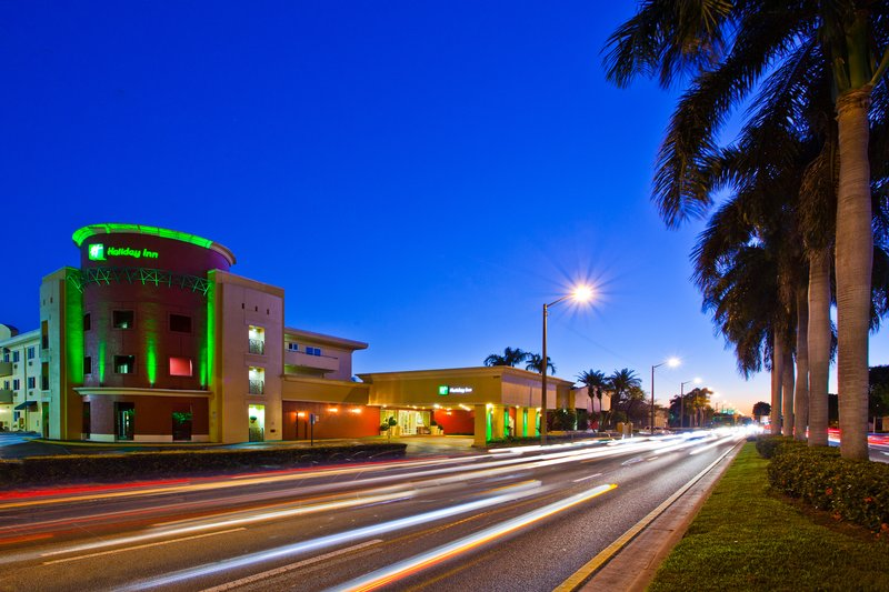Holiday Inn Coral Gables-University of Miami 外観