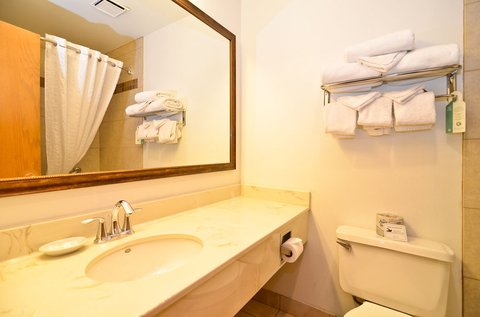 BEST WESTERN PLUS Rio Grande Inn - Guest Bathroom