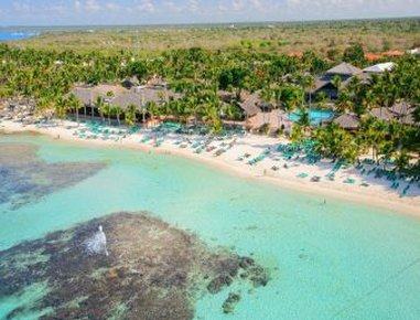 Viva Wyndham Dominicus Beach, Apr 4, 2014 5 Nights