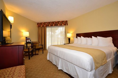 Best Western Oak Manor Hotel - King Guest Room