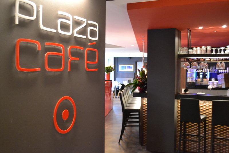 Crowne Plaza Hotel Brugge Bar/Lounge