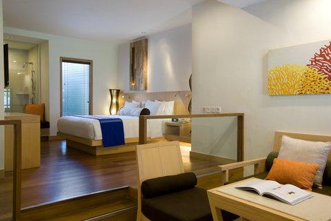 Holiday Inn Resort Baruna Bali - Room Holiday Inn Resort Baruna Bali Room Ajana Sui