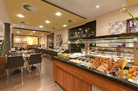 Tryp Hotel Frankfurt - Normal CTRYPFrankfurt Breakfast Buffet