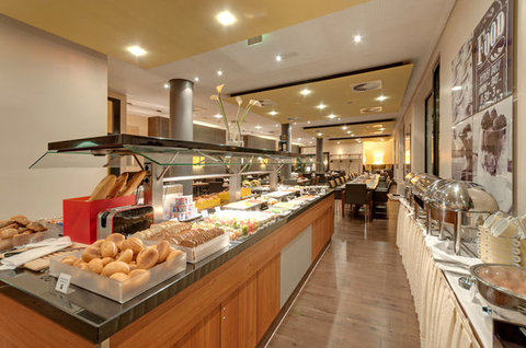 Tryp Hotel Frankfurt - Normal BTRYPFrankfurt Breakfast Buffet