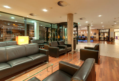 Tryp Hotel Frankfurt - Normal TRYPFrankfurt Hall Bar