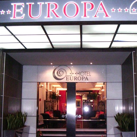 Hotel Europa - Exterior View