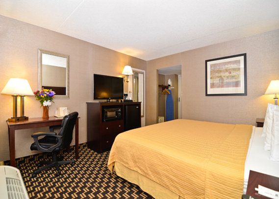 Quality Inn & Conference Center - Akron, OH