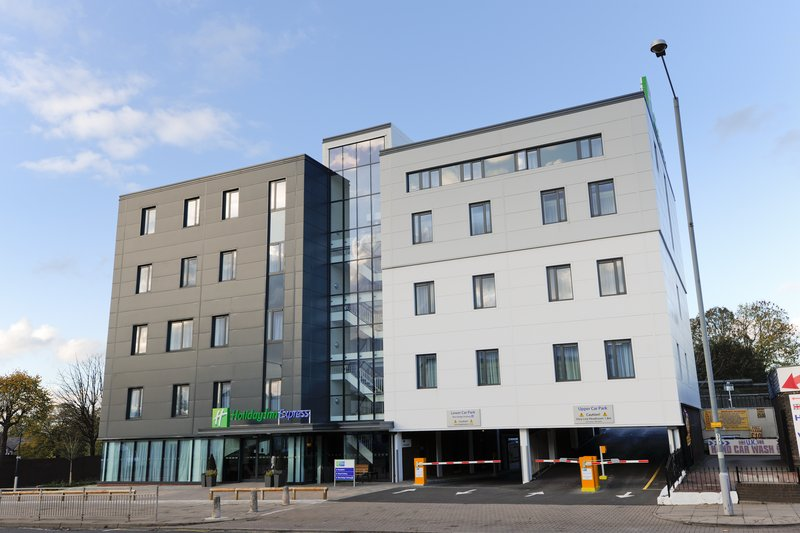 Holiday Inn Express Birmingham - South A45 Vue extérieure