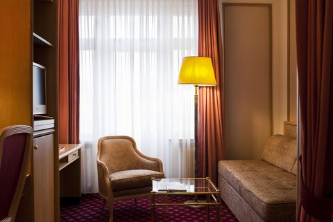 Savoy Hotel Berlin - Savoy Berlin Superior Single Room