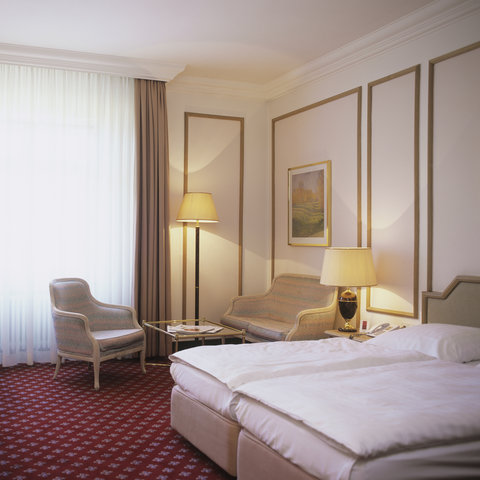 Savoy Hotel Berlin - Savoy Berlin Superior Room