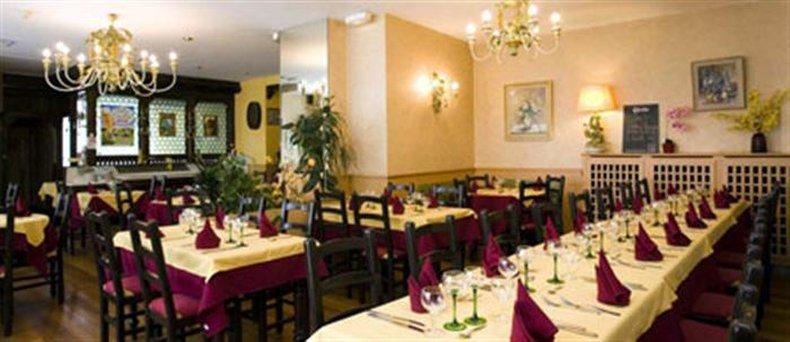 Kyriad Colmar - Centre Gare Gastronomie
