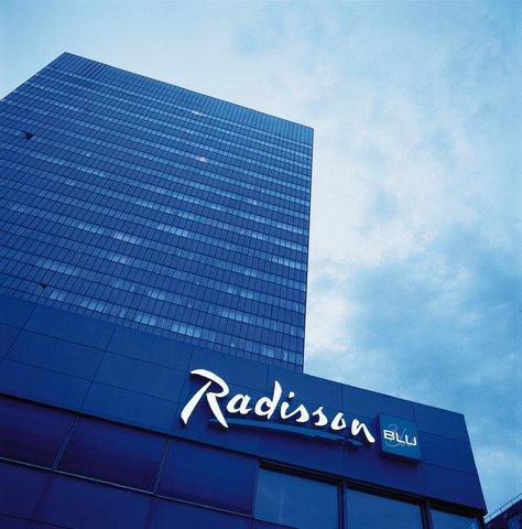 Radisson Blu Royal Hotel Copenhagen - Exterior