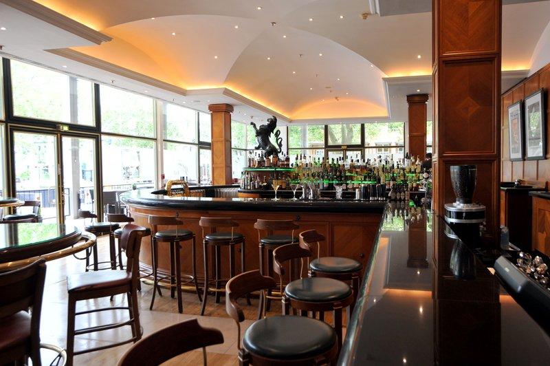 Hotel InterContinental Berlin Bar e sala de estar