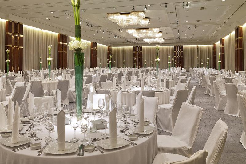 Hotel InterContinental Berlin Salão de eventos