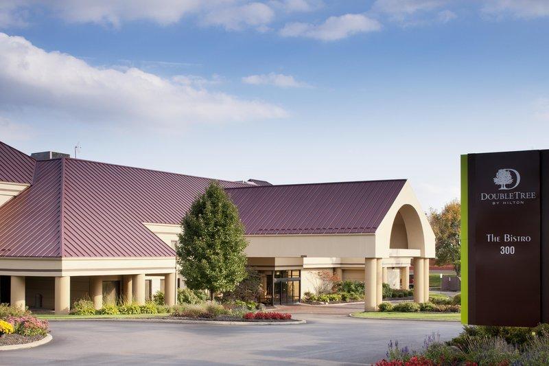 Doubletree Guest Suites Dayton/Miamisburg Außenansicht