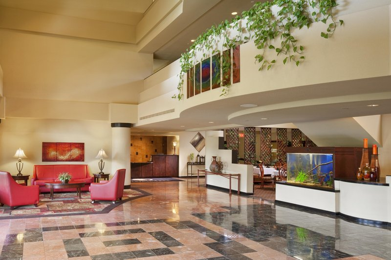 Doubletree Guest Suites Dayton/Miamisburg Lobby