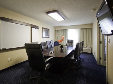 Courtyard Dallas DFW Airport North/Irving - Executive Boardroom