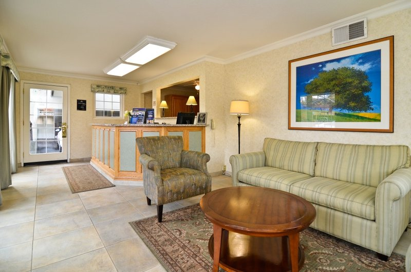BEST WESTERN University Lodge - Davis, CA