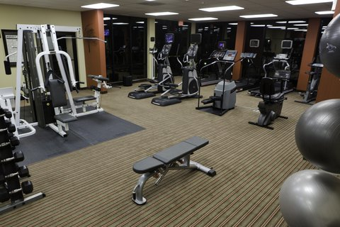 Courtyard Dallas DFW Airport North/Irving - Fitness Room