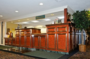 Best Western Executive Plaza & Conf Ctr - Lobby
