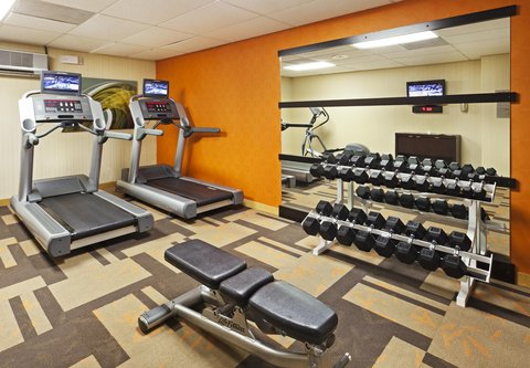 Courtyard Austin South - Fitness Center
