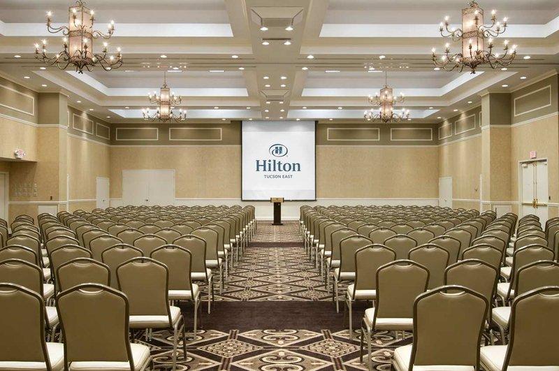 Hilton Tucson East Конференц-зал
