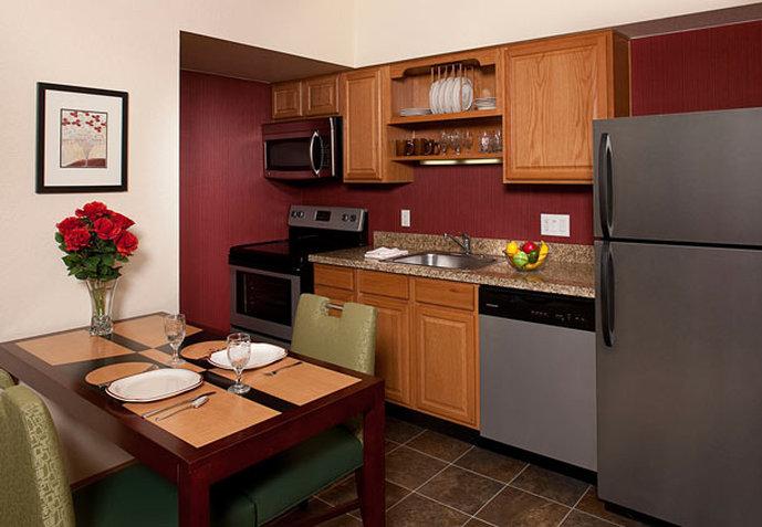 Residence Inn Denver-Downtown Szobakilátás