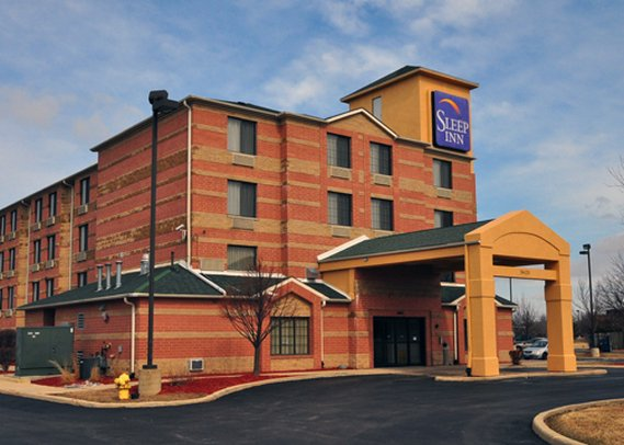 Sleep Inn Tinley Park Exterior view