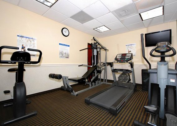 Comfort Suites Westchase  Fitness-klubb