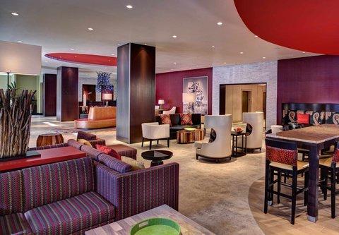 Westin City Center - Lobby