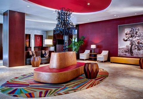 Westin City Center - Lobby Seating Area