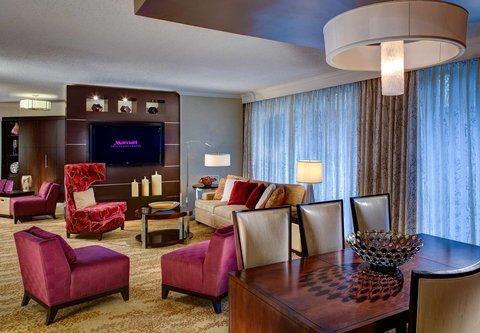 Westin City Center - Plaza Suite