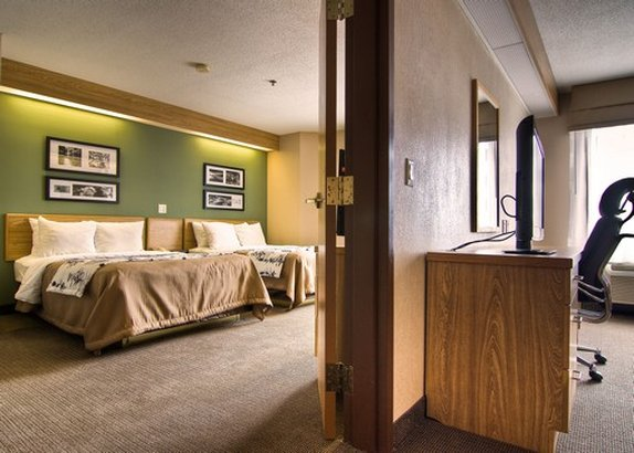 Sleep Inn & Suites - Johnson City, TN