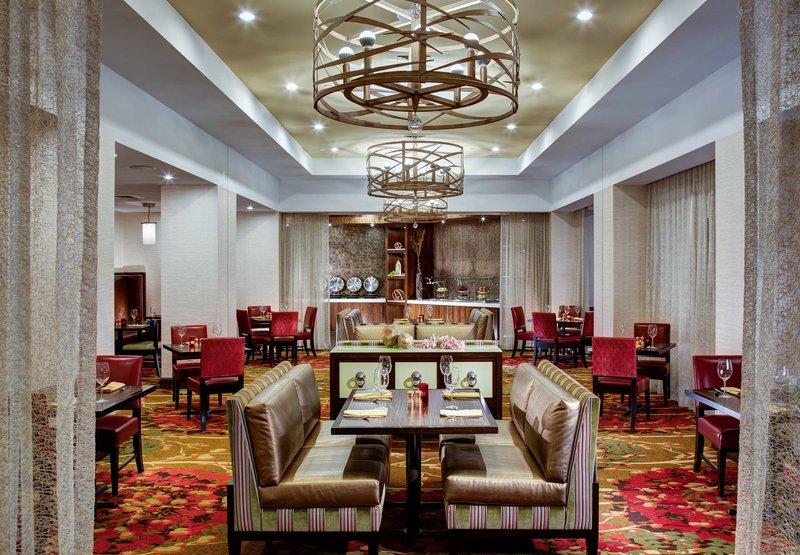 Marriott Dallas Addison Quorum Galleria Ristorazione