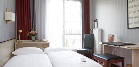 Berlin Plaza Hotel am Kurfurstendamm - Standard Double Room