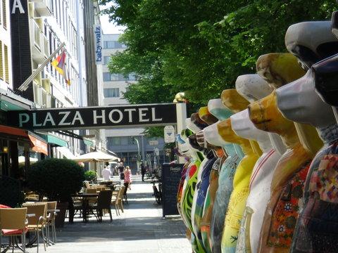 Berlin Plaza Hotel am Kurfurstendamm - Berlin Plaza am Kurfuerstendamm - Streetview