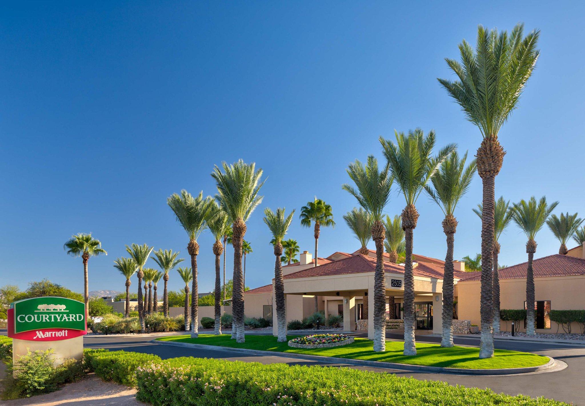 Courtyard Tucson Airport