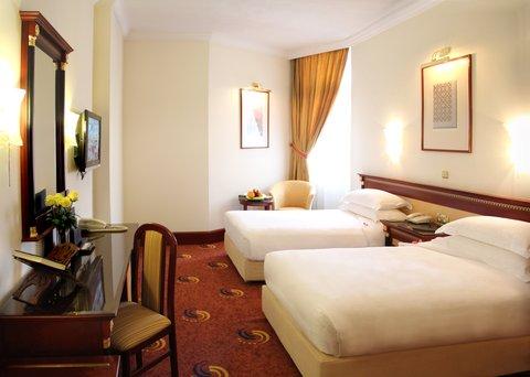Al Shohada Hotel - Twin Bed at Al Shohada Hotel Mecca