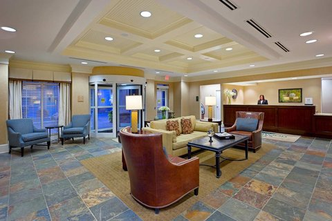 Homewood Suites by Hilton Albany Hotel - Front Desk